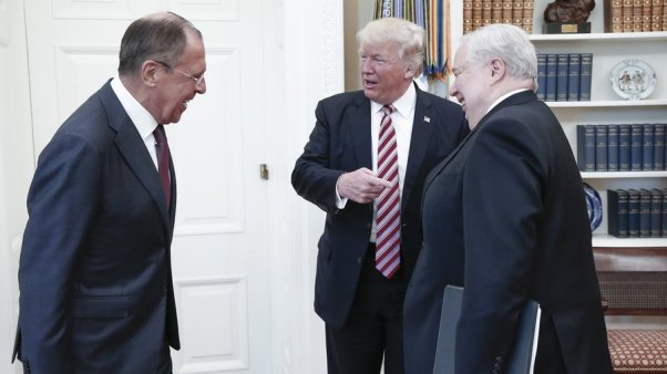 trump russians